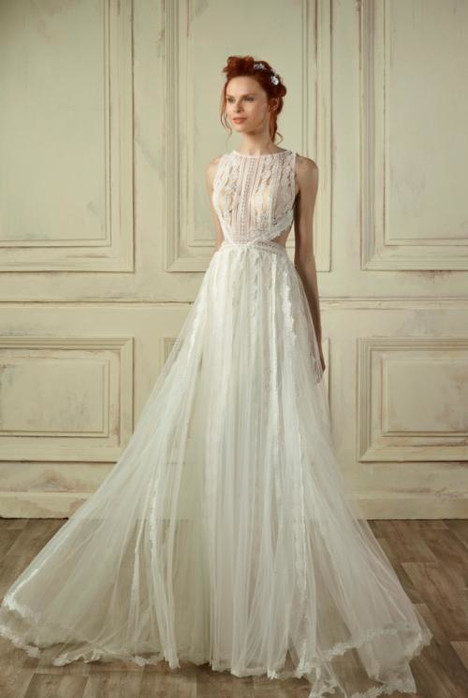 5244 Wedding                                          dress by Gemy Maalouf