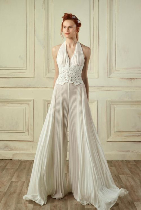 5248 Wedding                                          dress by Gemy Maalouf