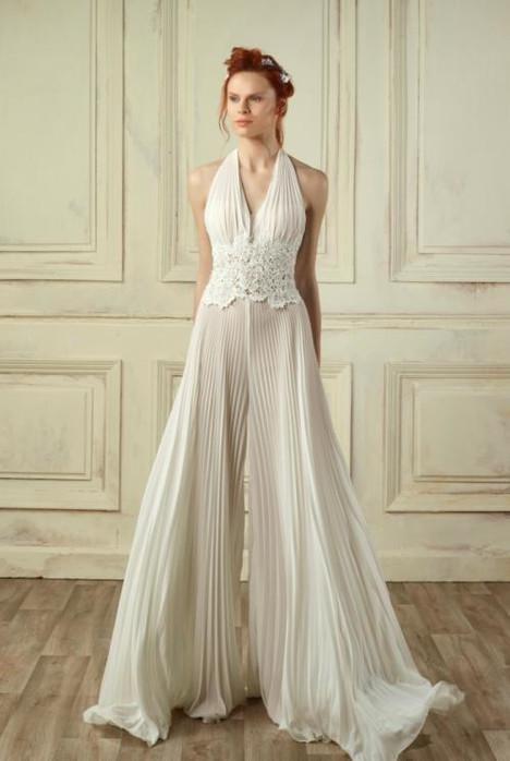 5248 Wedding                                          dress by Gemy Maalouf