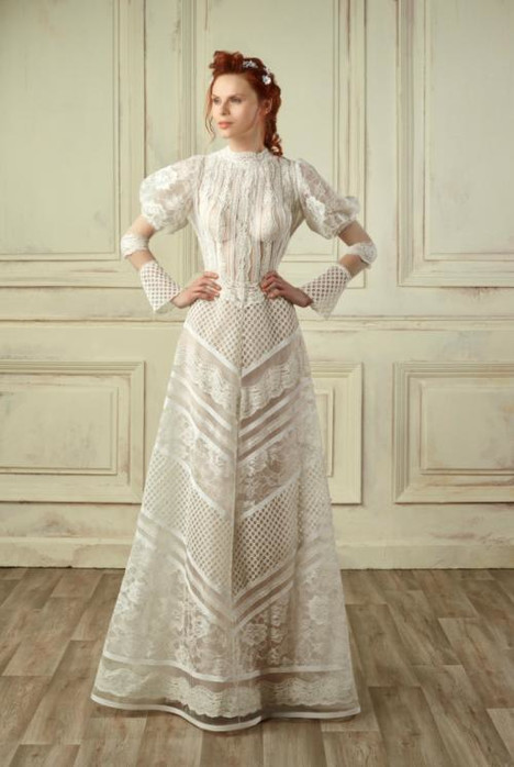5249 Wedding                                          dress by Gemy Maalouf