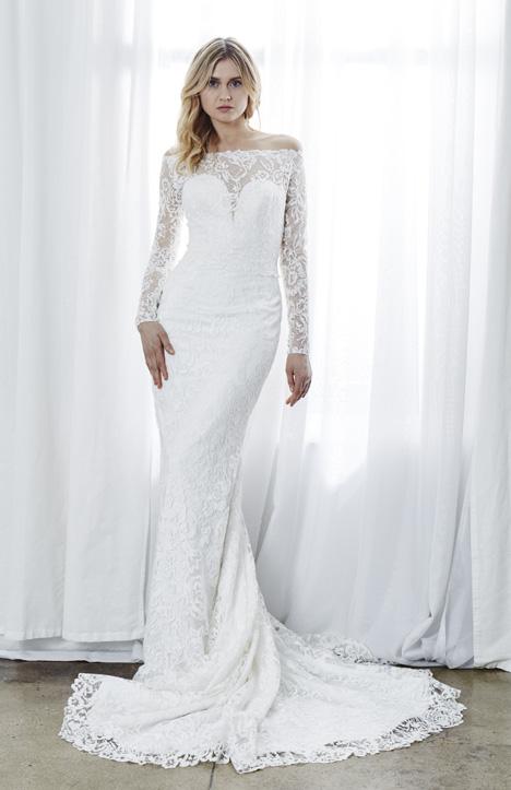 Eva (3) Wedding                                          dress by Kelly Faetanini