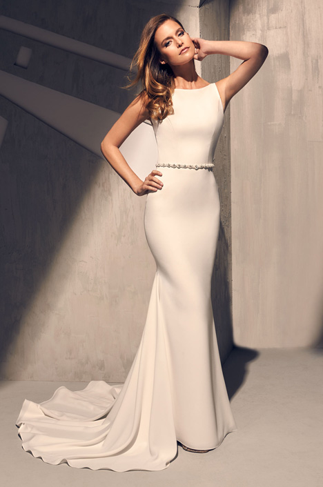 2200 Wedding                                          dress by Mikaella