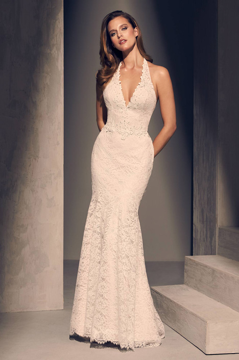 2205 Wedding                                          dress by Mikaella