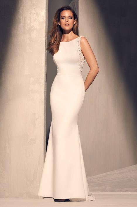 2206 Wedding                                          dress by Mikaella