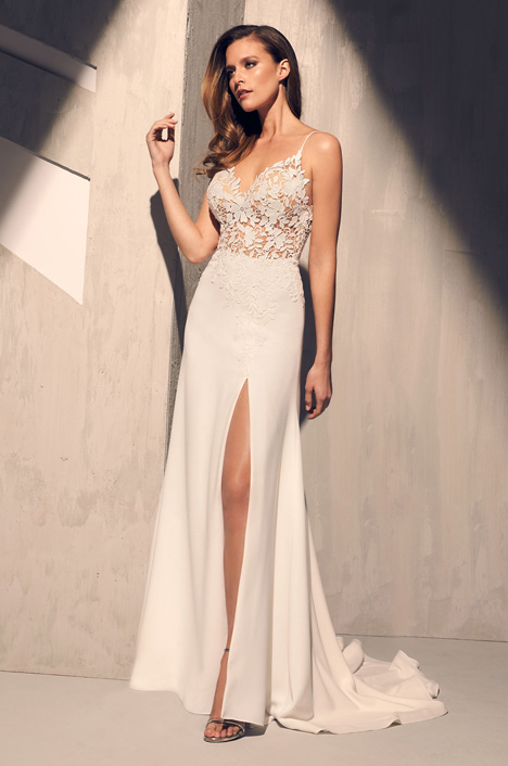 2208 Wedding                                          dress by Mikaella