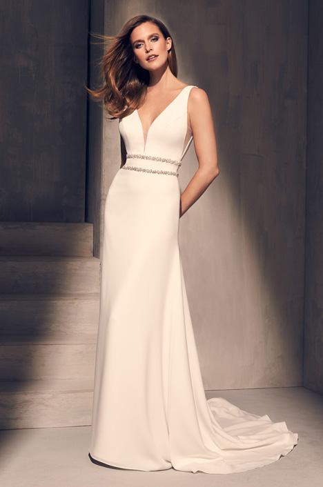 2214 Wedding                                          dress by Mikaella