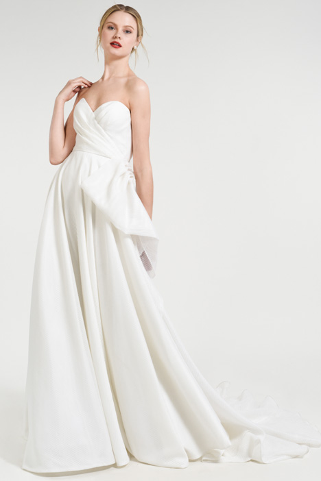 Wallace Wedding                                          dress by Jenny by Jenny Yoo