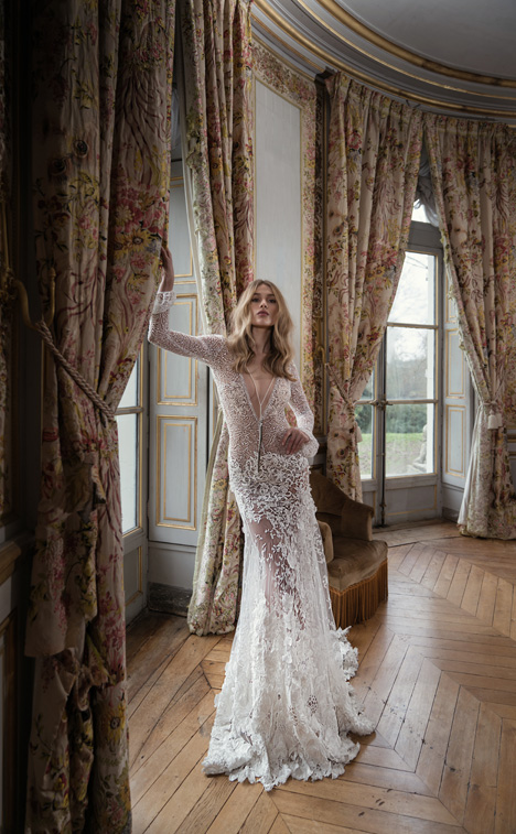01 Wedding                                          dress by Inbal Dror
