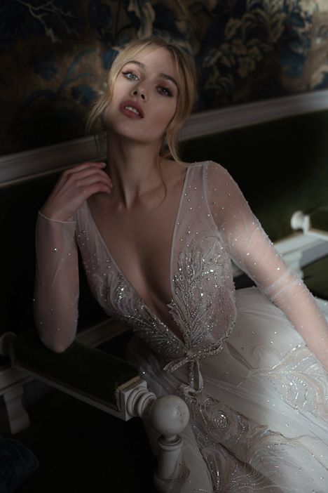 02 gown from the 2018 Inbal Dror collection, as seen on dressfinder.ca