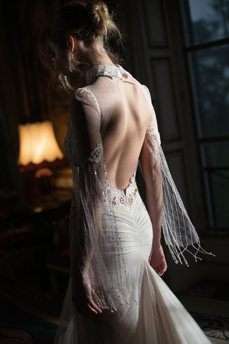 04 (Back) Wedding                                          dress by Inbal Dror