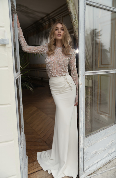 06 Wedding                                          dress by Inbal Dror