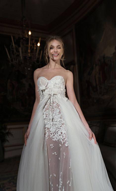 10 Wedding                                          dress by Inbal Dror