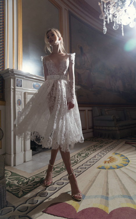 11 Wedding                                          dress by Inbal Dror