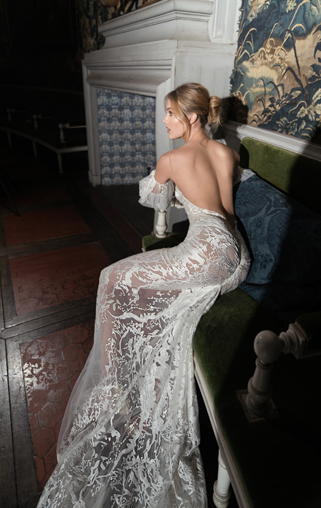 12 (Back) gown from the 2018 Inbal Dror collection, as seen on dressfinder.ca