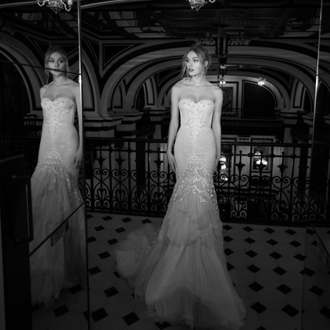 15 Wedding                                          dress by Inbal Dror