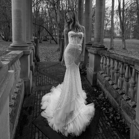 16 Wedding                                          dress by Inbal Dror