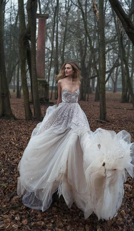17 Wedding                                          dress by Inbal Dror