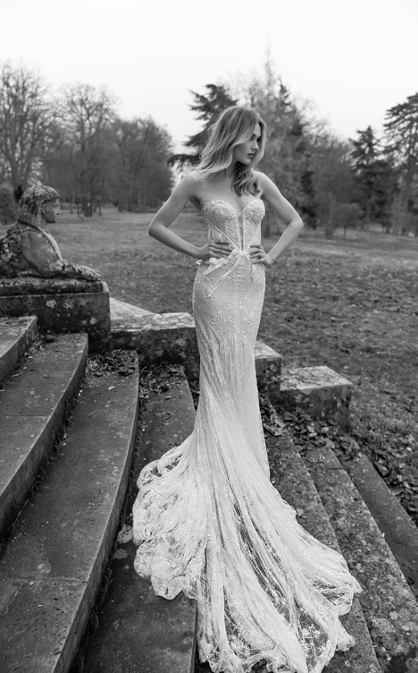 19 Wedding                                          dress by Inbal Dror