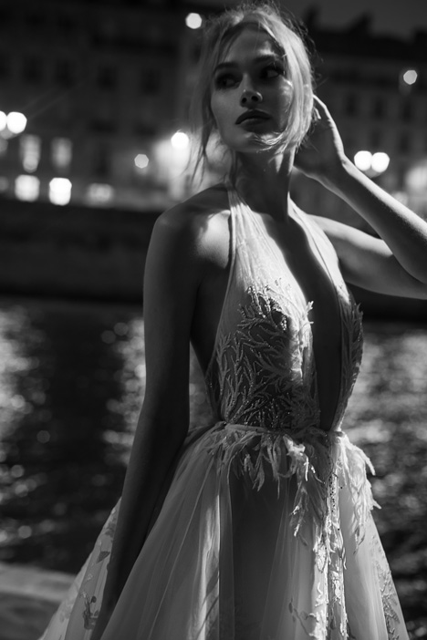 21 (Close-Up) Wedding                                          dress by Inbal Dror