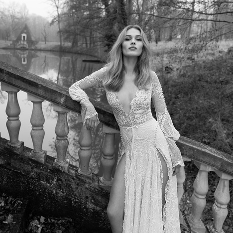 22 Wedding                                          dress by Inbal Dror