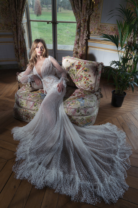24 Wedding                                          dress by Inbal Dror