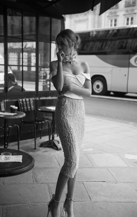 27 Wedding                                          dress by Inbal Dror