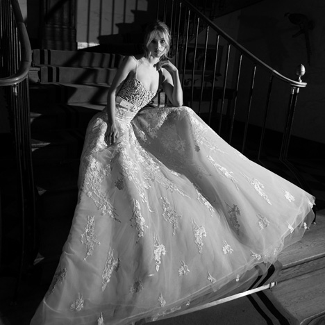 30 gown from the 2018 Inbal Dror collection, as seen on dressfinder.ca