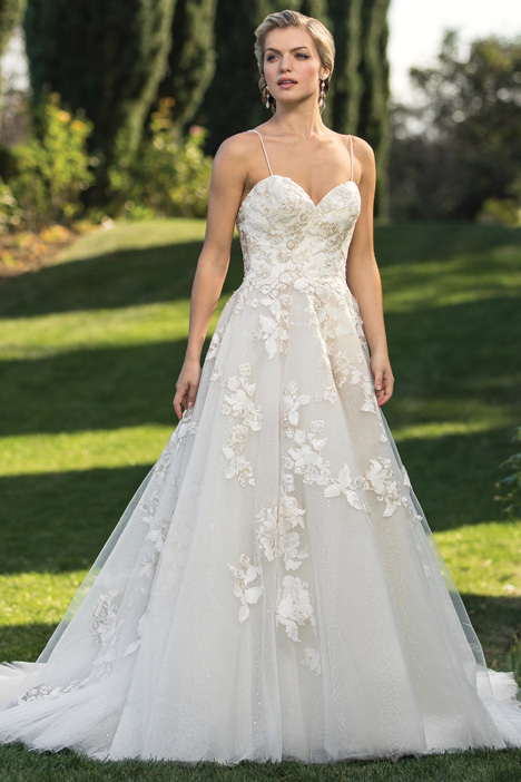 Melodie Wedding                                          dress by Casablanca Bridal
