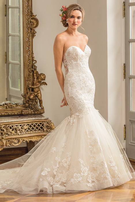 Marni Wedding                                          dress by Casablanca Bridal