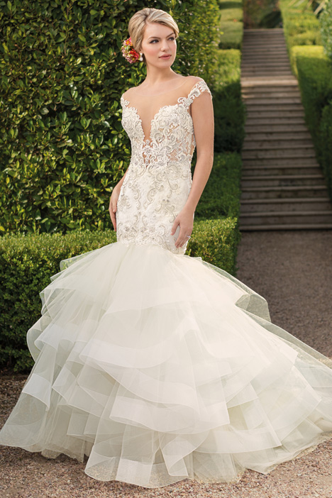 Blakely Wedding                                          dress by Casablanca Bridal