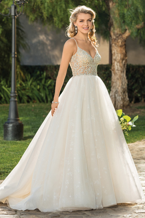 Effie Wedding                                          dress by Casablanca Bridal