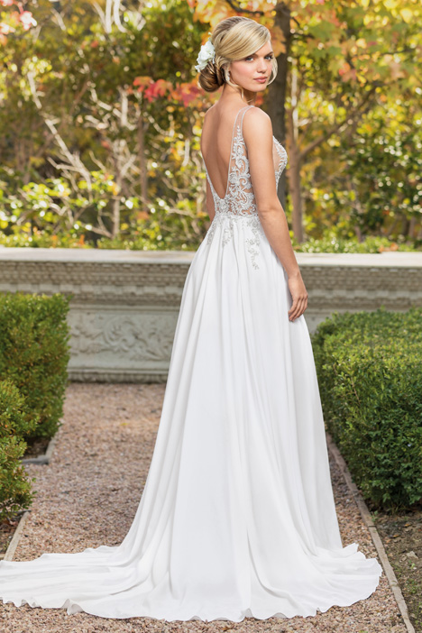 Finely (Back) Wedding                                          dress by Casablanca Bridal