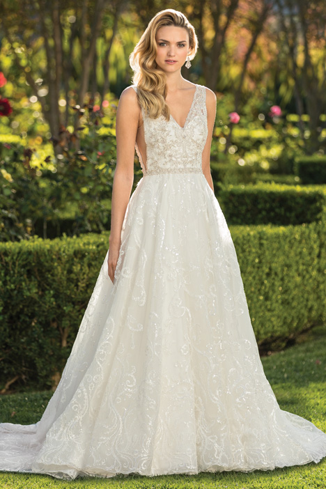 Lucie Wedding dress by Casablanca Bridal