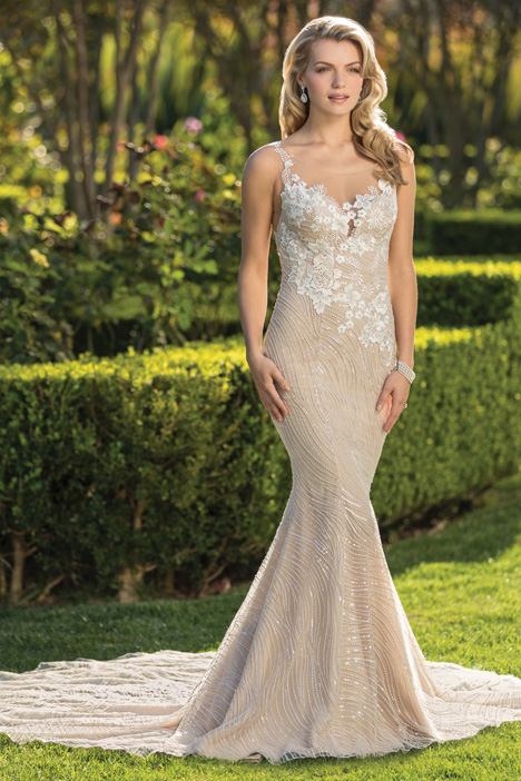 Gia Wedding                                          dress by Casablanca Bridal