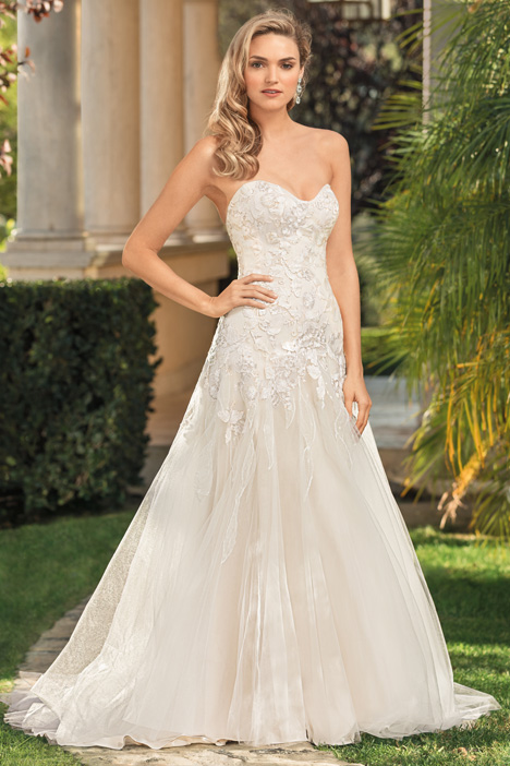 Ingrid Wedding                                          dress by Casablanca Bridal