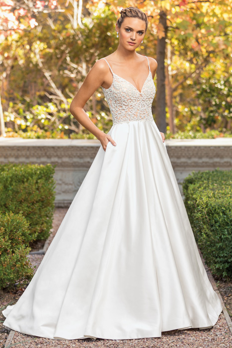 Arielle Wedding                                          dress by Casablanca Bridal