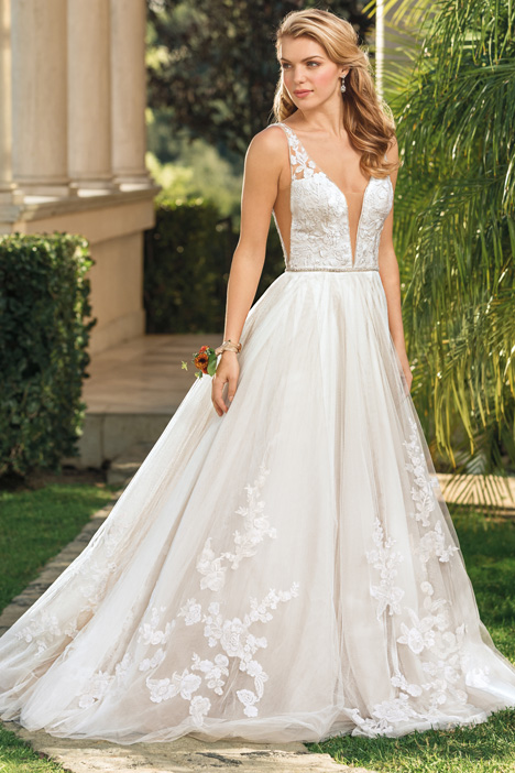Bria Wedding                                          dress by Casablanca Bridal