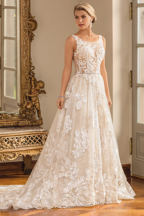 Katiya Wedding                                          dress by Casablanca Bridal