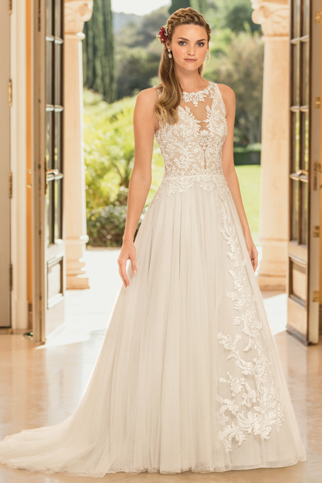 Eloise Wedding                                          dress by Casablanca Bridal