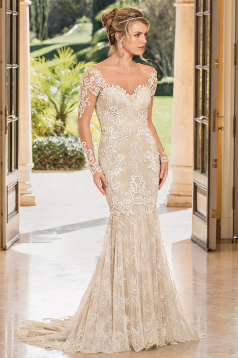 Lisette Wedding                                          dress by Casablanca Bridal