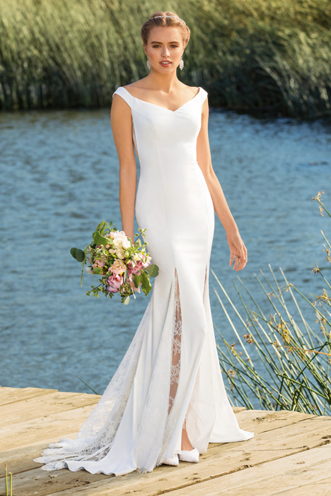 Marlowe Wedding                                          dress by Beloved By Casablanca