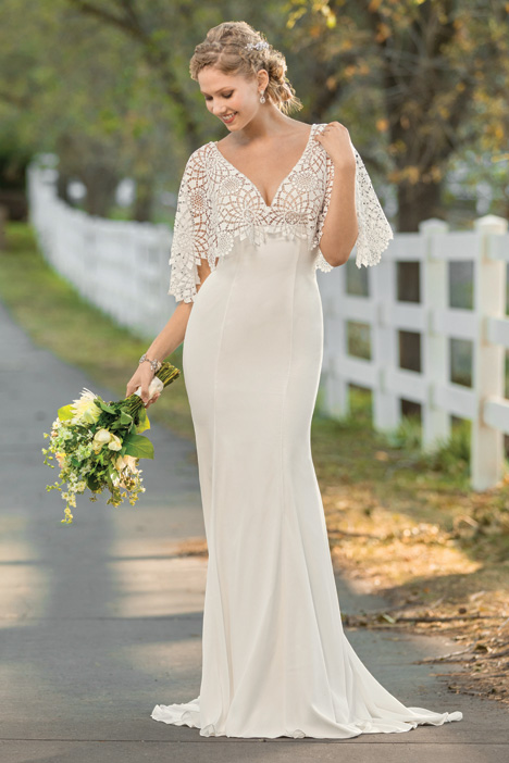 Cheyenne Wedding                                          dress by Beloved By Casablanca