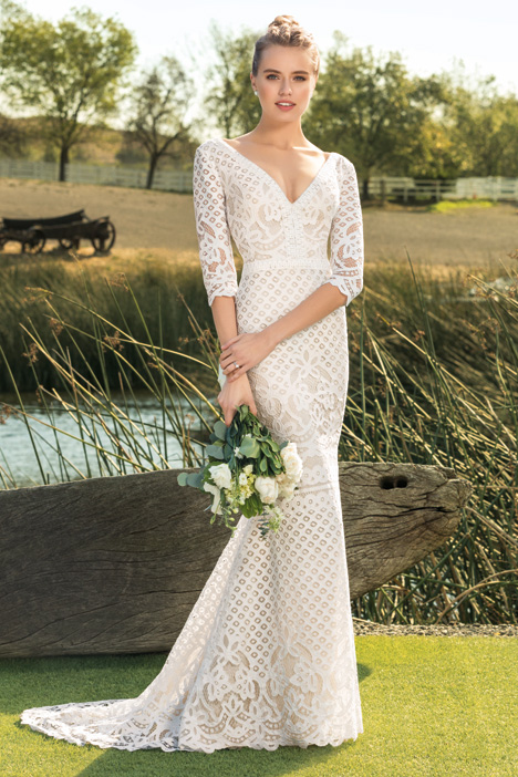 Sloane Wedding                                          dress by Beloved By Casablanca