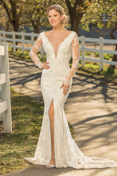 Britta Wedding                                          dress by Beloved By Casablanca