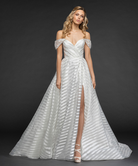 Harley (1) Wedding                                          dress by Hayley Paige