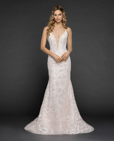 Kaitlyn Wedding                                          dress by Hayley Paige