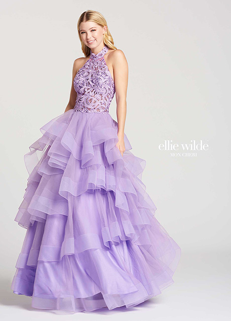 Style EW118048 gown from the 2018 Ellie Wilde collection, as seen on dressfinder.ca