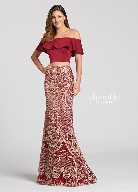EW118127 Prom                                             dress by Ellie Wilde