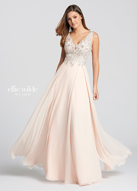 EW118150-Petal gown from the 2018 Ellie Wilde collection, as seen on dressfinder.ca