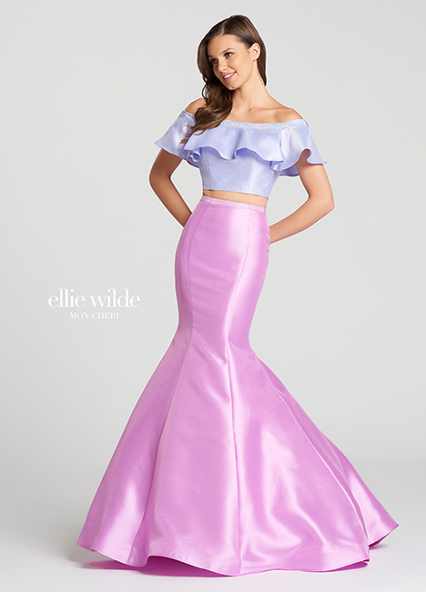 EW118162-Lav gown from the 2018 Ellie Wilde collection, as seen on dressfinder.ca